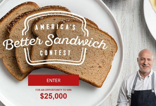 America's Better Sandwich Contest 2017