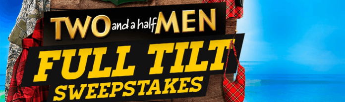 LAFullTilt.com - Two And A Half Men Full Tilt Sweepstakes