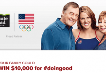 MinuteMaid.com/DoinGood - Minute Maid Medals of Goodness Sweepstakes