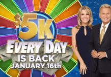 Wheel Watchers Club SPIN ID $5K Every Day Cash Giveaway 2017
