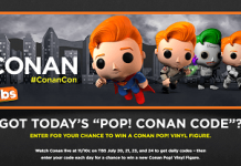 Conan Pop Code