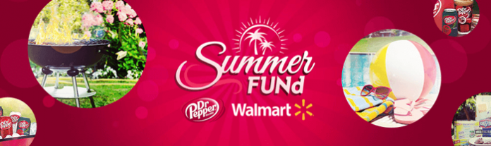Dr Pepper Summer Fund Instant Win Game