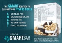 Dr OZ USANA MySmart Bars Giveaway