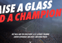 MilkLifeChampions.com - Raise A Glass Sweepstakes