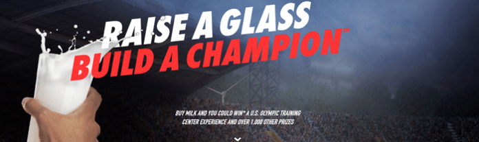 MilkLifeChampions.com - Raise A Glass Sweepstakes
