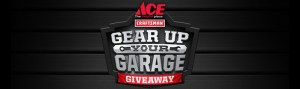 AceCraftsmanGiveaway.com - Ace Craftsman Gear Up Your Garage Giveaway