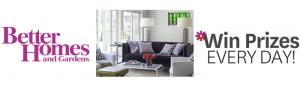 BHG.com/HomeDecor - Better Homes And Gardens Daily Sweepstakes 2016