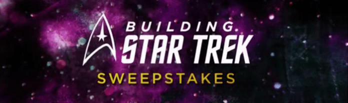 BuildingStarTrekSweeps.com - Building Star Trek Sweeps