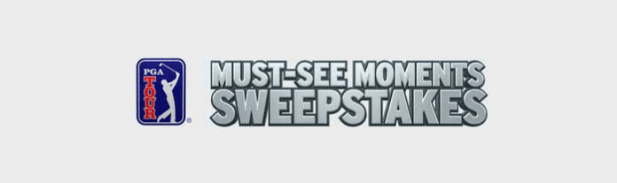PGATour.com/MustSeeSweeps: PGA Tour Must See Moments Sweepstakes 2016