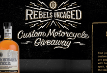 RebelsUncaged.com Rebels Uncaged Sweepstakes