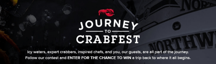 RedLobster.com/Crabfest - Red Lobster Crabfest 2016 Sweepstakes