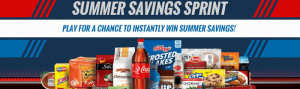 SummerOfChampions.com - Kroger Summer Of Champions Instant Win Game