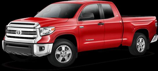 2017 Toyota Tundra SR5 DoubleCab 4x4
