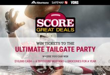Albertsons Safeway Score Great Deals Sweepstakes 2017
