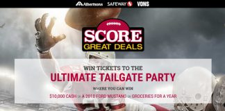 Albertsons Safeway Score Great Deals Sweepstakes 2017
