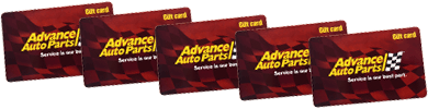 Advance Auto Parts Gift Card