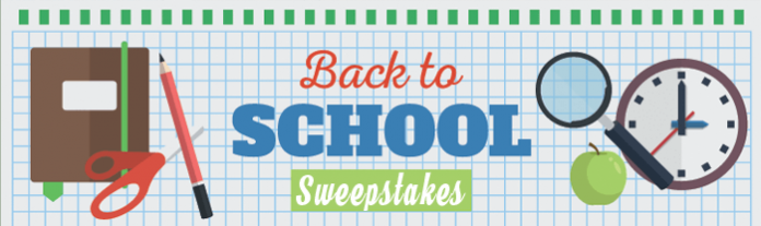 The Ultimate Back To School Sweepstakes 2016 List