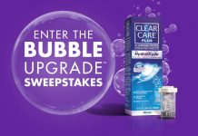 BubbleUpgradeSweepstakes.com - Clear Care Plus Bubble Upgrade Sweepstakes 2016