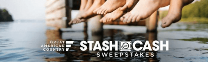 Great American Country's Stash Of Cash $50K Sweepstakes