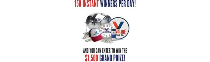 ValvolineWin150.com - Valvoline 150 Giveaway
