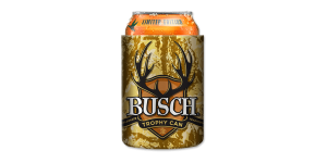 busch koozie