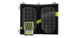 solar recharging kit
