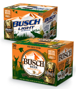 busch light limited edition packages