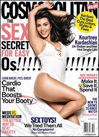 cosmopolitain magazine