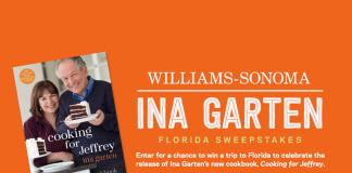 foodnetwork.com/inasweeps - Food Network Ina Garten Florida Sweepstakes