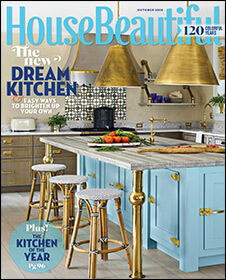 housebeautiful magazine cover