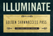 Shawn Mendes #GoldenShawnAccessPass Iluminate Sweepstakes (ShawnMendesofficial.com/GoldenPass)