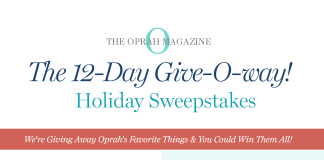 oprah-com-12-days-sweepstakes