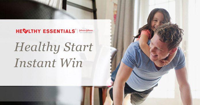 Healthy Essentials Instant Win 2016 (HealthyEssentialsInstantWin.com)