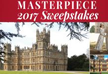 PSB MASTERPIECE Sweepstakes 2017 (PBS.org/Sweepstakes)