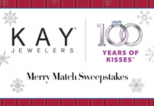 Kay Jewelers Merry Match Sweepstakes (KayMerryMatch.com)