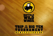 Buffalo Wild Wings Trip To The Big Ten Tournament Sweepstakes (BTN.com/BWWContest2017)