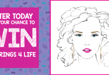 Claire's Earrings 4 Life Sweepstakes 2017 (Claires.com/Earrings4Life)