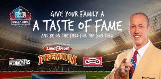 Land O'Frost Taste of Fame Sweepstakes 2018 (LandOFrost.com/Fame)
