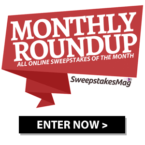 All Online Sweepstakes Of The Month