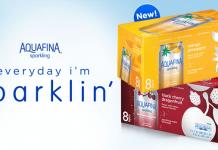 Aquafina Sparking Sweepstakes (AquafinaSparklingSweeps.com)