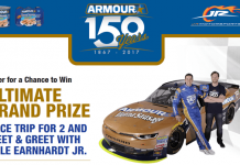 Armour 150th Anniversary Sweepstakes (Armour150.com)