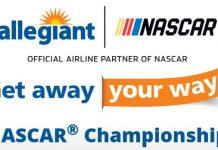 Allegiant Air Get Away, Your Way NASCAR Championship Sweepstakes (AllegiantSweepstakes.Nascar.com)