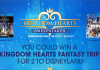 Kingdom Hearts Sweepstakes