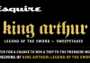 Esquire King Arthur Movie Sweepstakes (Esquire.com/KingArthur)