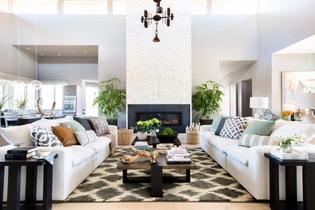 HGTV Smart Home 2017 Great Room