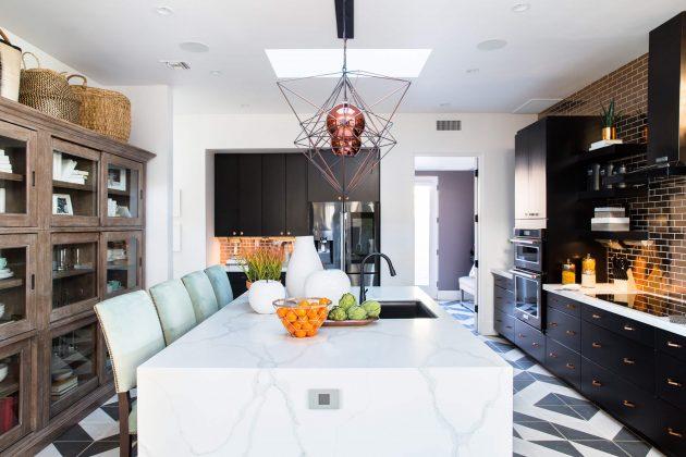 HGTV Smart Home 2017 Kitchen