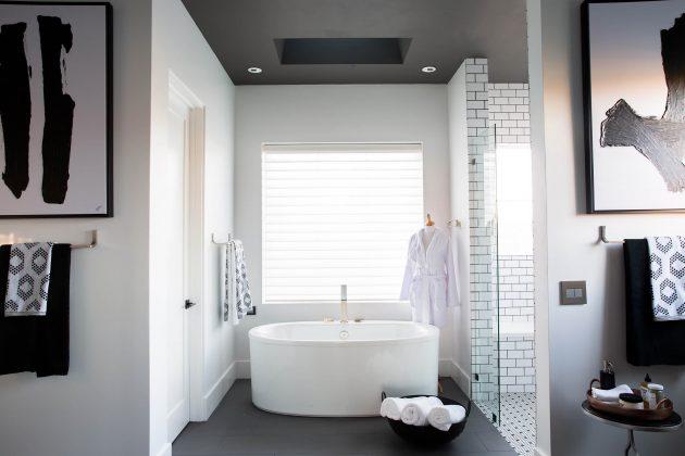 HGTV Smart Home 2017 Master Bathroom