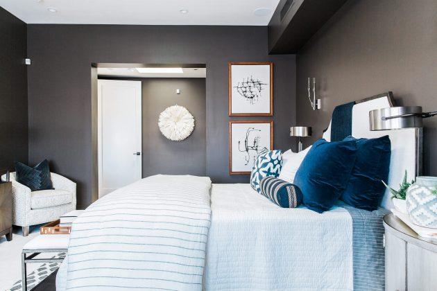 HGTV Smart Home 2017 Master Bedroom