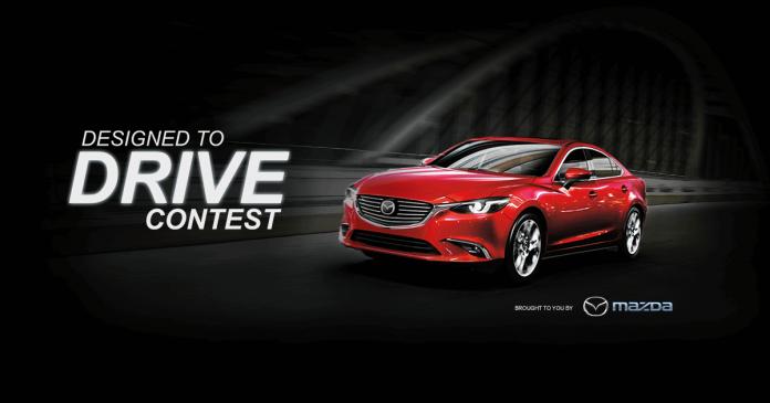 HGTV Canada Mazda Designed To Drive Contest at HGTV.ca/Mazda