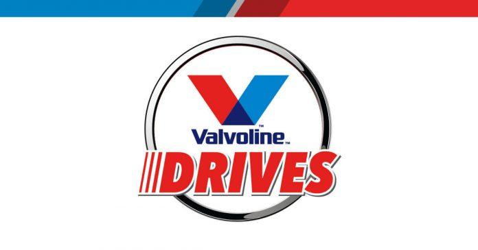 Valvoline Drives Instant Win Game 2018 (ValvolineDrives.com)